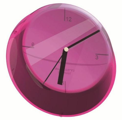 שעון קיר GLAMOUR לילך