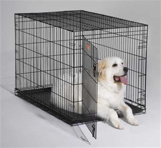 """כלוב רשת לאילוף וחינוך כלבים 107 ס""""מ"""