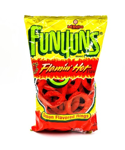 Funyuns Flamin Hot מארז ענק!