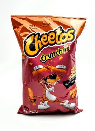 Cheetos בטעם טוסט גבינה והאם,מארז ענק!