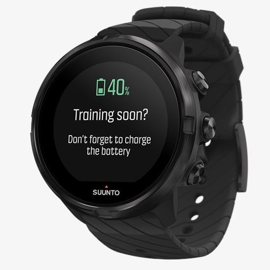 שעון סונטו SUUNTO 9 All black