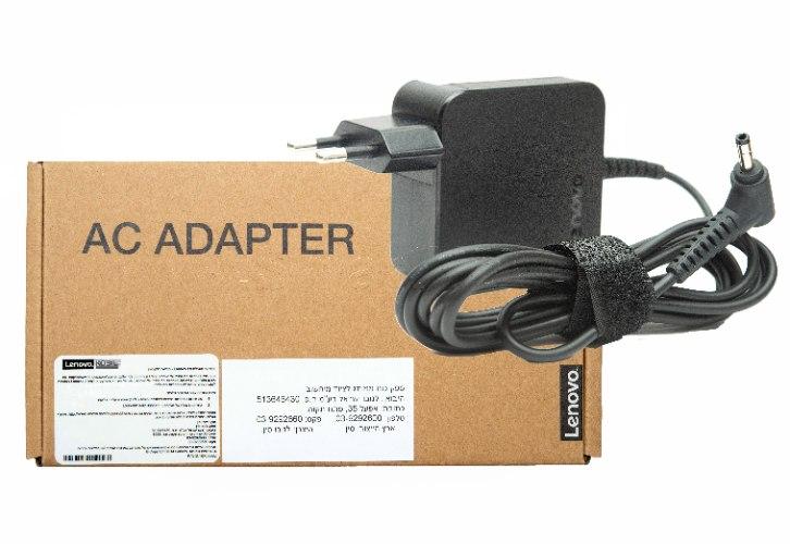 מטען למחשב נייד לנובו Lenovo 20V-2.25A 4.0*1.7 45W