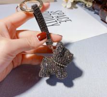 מחזיק מפתחות בולדוג צרפתי