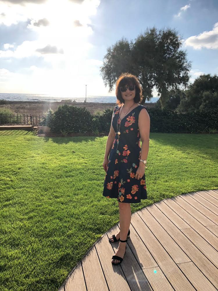 שמלה אלברט ג'ינס