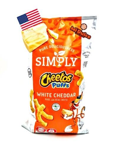Cheetos Puffs White Cheddar מארז ענק!