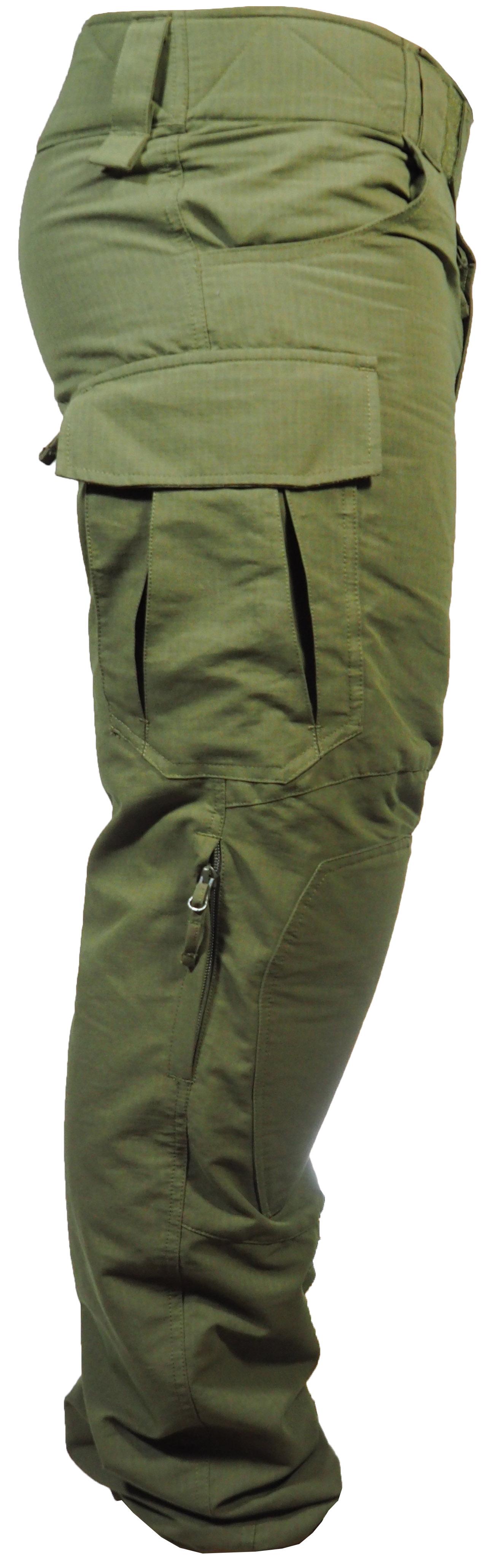 מכנס  מדי פשיטה  ג טקטי ללא ברכיות מדי לחימה צבע ירוק זית דגם  Keela