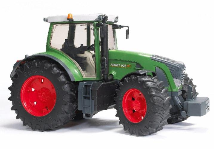 Bruder טרקטור חקלאי Fendt 936