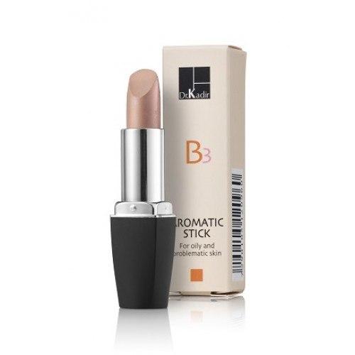 "Dr. Kadir B3 Aromatic Stick For Oily And Problematic Skin -   מקלון ארומטי לעור בעייתי B3 ד""ר כדיר"