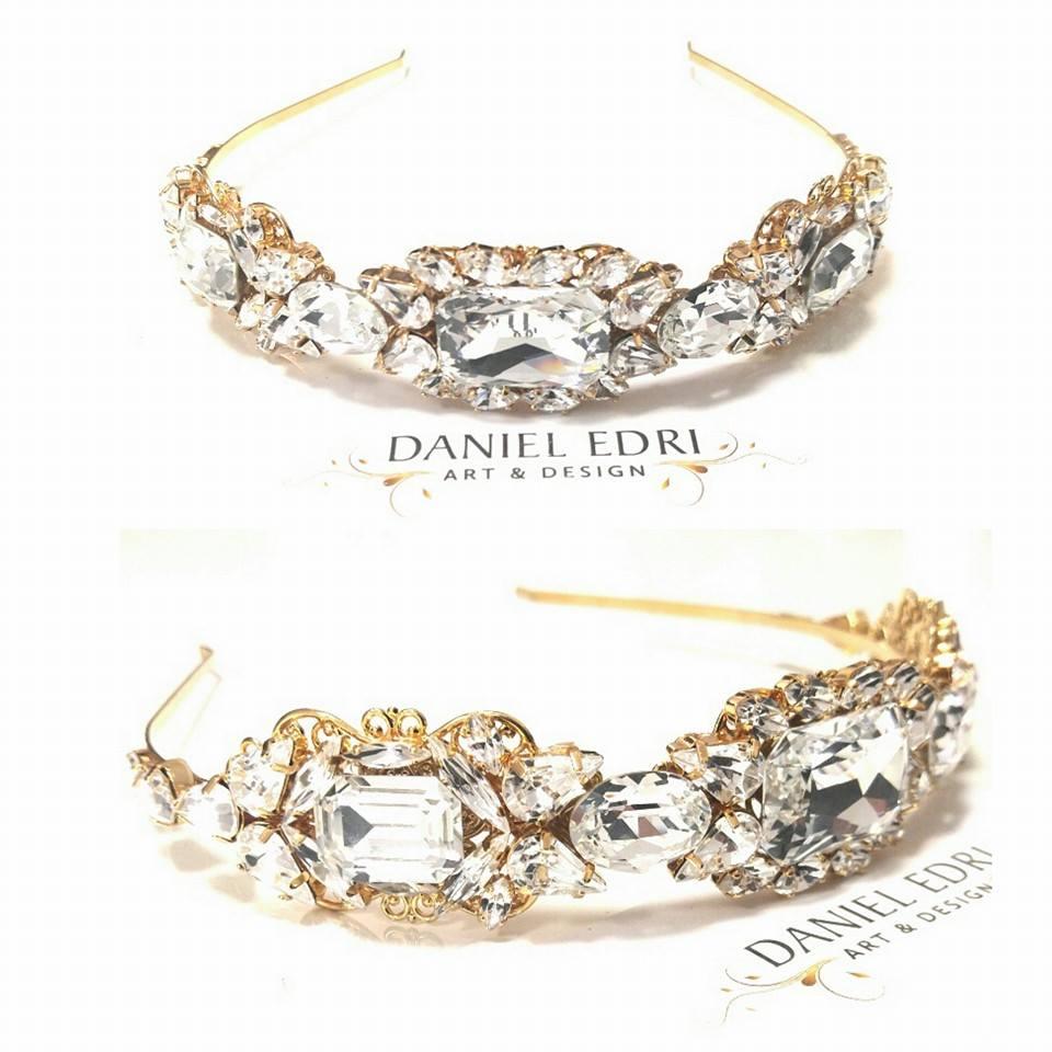 קשת הנסיכה - קריסטלים זהב