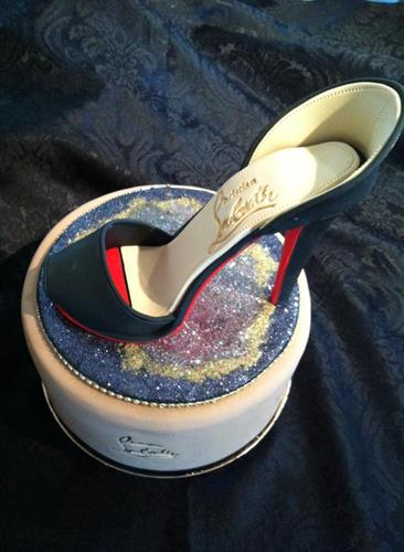 CHRISTIAN LOUBOUTIN STAMP