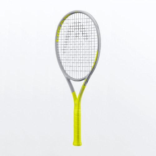מחבט טניס Graphene 360+ EXTREME S HEAD