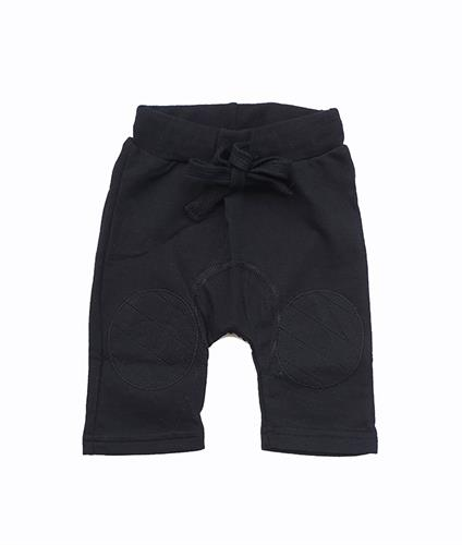 מכנס פרנץ' טרי שחור