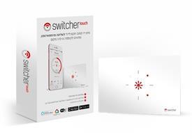מתג הדוד החכם של סוויצ'ר - switcher Touch v3