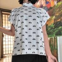 חולצת NAM - אבן