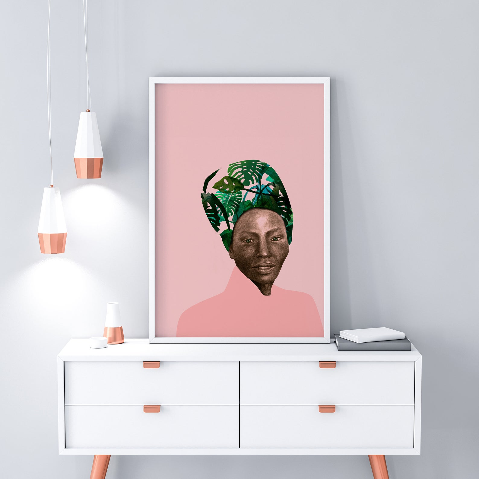הדפס ציור - ניאלה