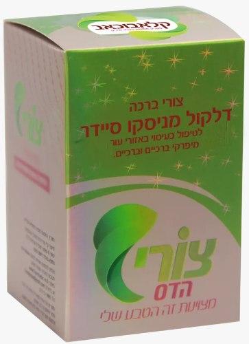 דלקול מניסקו סיידר -  לטיפול בדלקות גידי מניסקוס ורצועות צולבות בברך