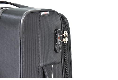 סט מזוודת גדולות סוויס פרו - SWISS PRO GENEVA XL