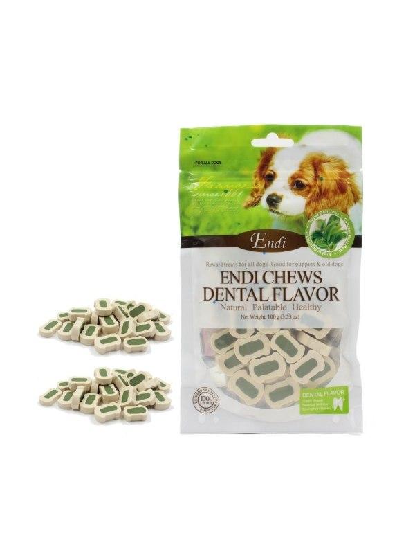 חטיף לכלבים אנדי סנדוויץ תה ירוק 100 גרם