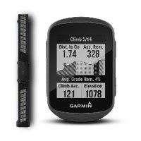 מחשב רכיבה Garmin Edge 130 Plus HRM Bundle