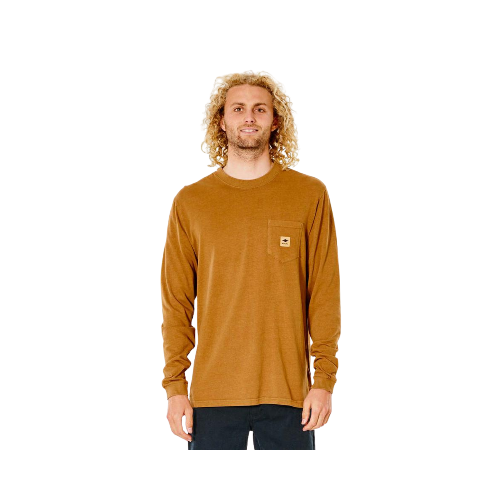 Rip Curl Quality Products Pckt Long Sleeve
