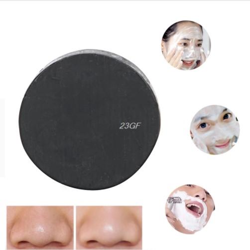 סבון במבוק פחם לניקוי העור