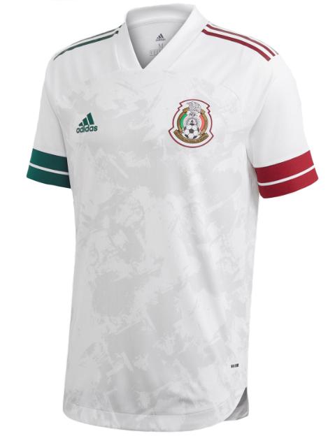 חולצת משחק מקסיקו חוץ 2020