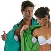 פד סופג הנדבק לחולצה ומונע כתמי זיעה