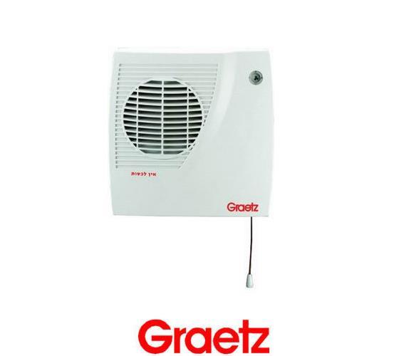 מפזר חום לאמבטיה GRAETZ דגם GR-2100