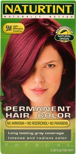 נטורטינט  צבע לשיער 5M מהגוני ערומנים בהיר