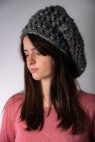 כובע ברט עגול