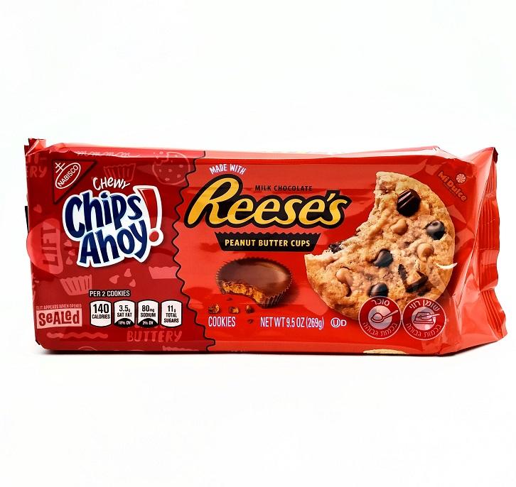 Chips Ahoy Reese's מארז מוגדל