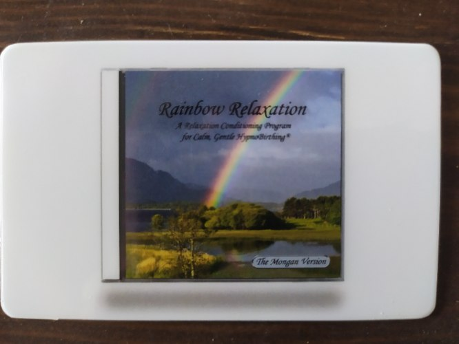 Rainbow Relaxation Download Card