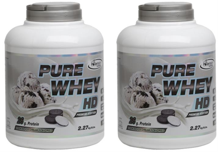 זוג אבקת חלבון PURE WHEY HD פאוור טק כשר בדצ אבקת חלבון PURE WHEY HD פאוור טק כשר בדצ Powertech