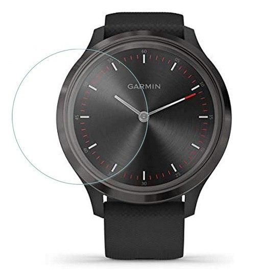 מגן זכוכית לשעון Garmin Vivomove 3 - סט 3 יחידות