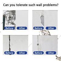 משחה לתיקון ואיטום קירות - FixWall