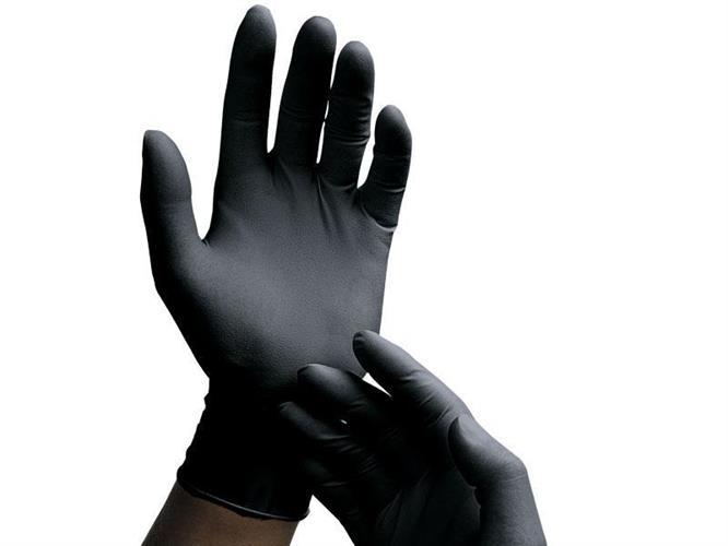 חבילת כפפות לטקס לפיסט גודל S