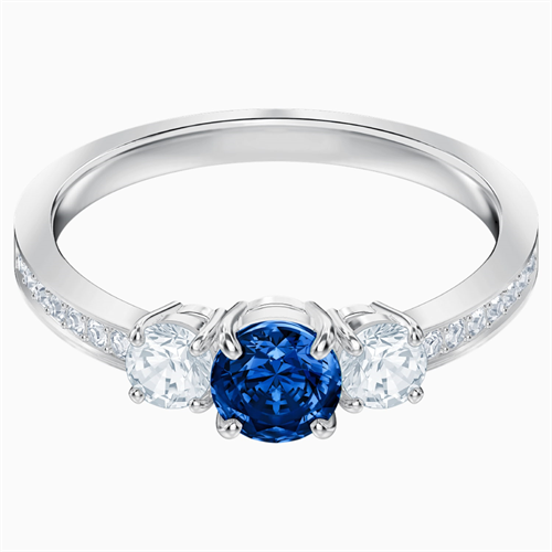 טבעת SWAROVSKI מקולקציית Attract Trilogy