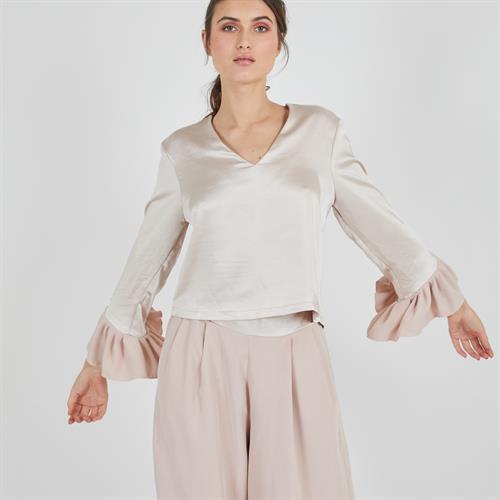 חולצת פלמנקו ניוד