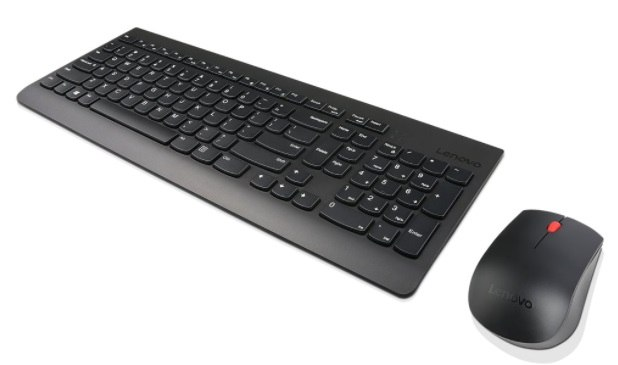 סט מקלדת עכבר Lenovo 300 USB Combo