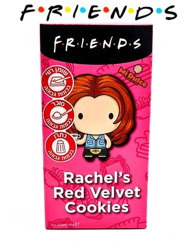 """עוגיות רייצ'ל! ספיישל מהדורת """"חברים"""""""