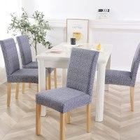 100 דגמים של כיסויים אלסטיים לכיסאות עיצוב מודרני - אוניברסלי!