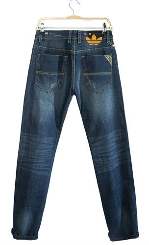 ג'ינס DIESEL ADIDAS גרסת דייויד בקהם