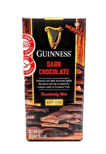 Guineness Dark Chocolate