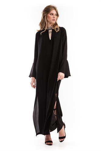 שמלת מנואל שחורה