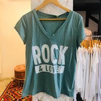 חולצת ROCK&LOVE