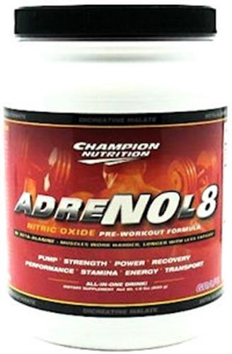 ADREnoL 8 פורמולת קריאטין דור חדש חזקה במיוחד