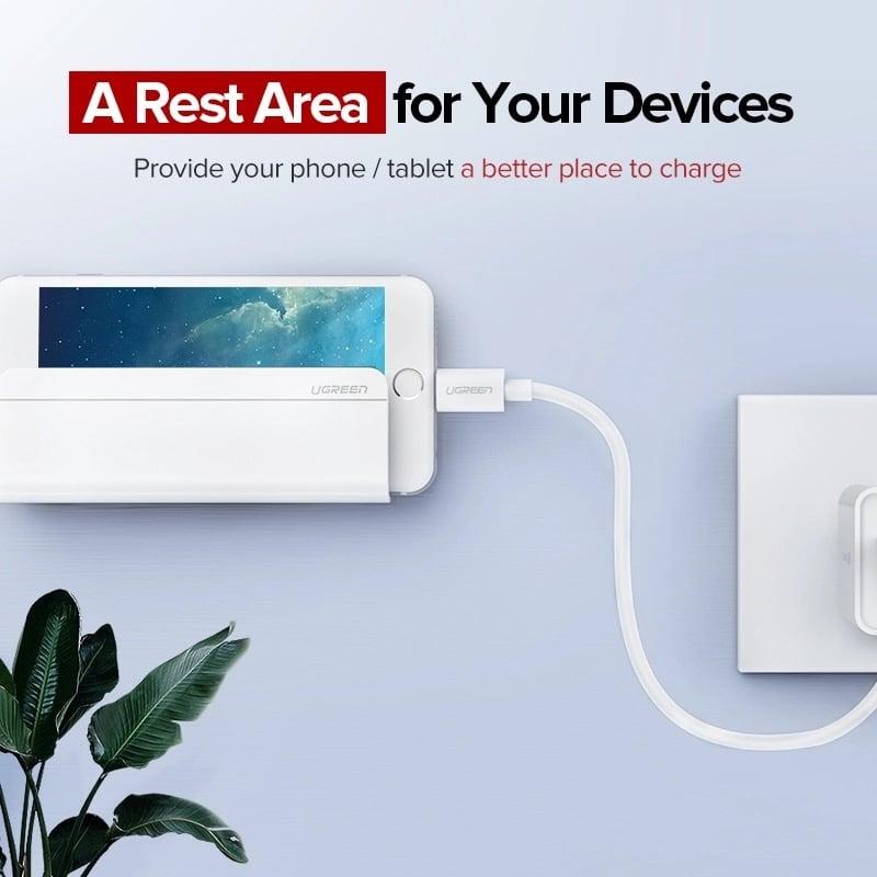 מתקן להחזקת פלאפון בקיר