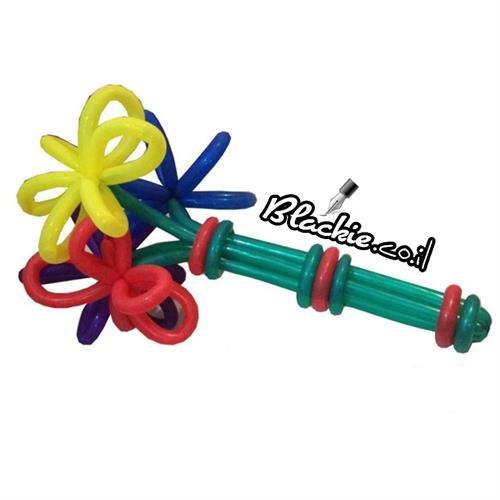זר פרחים📏 - Flower bouguet meter
