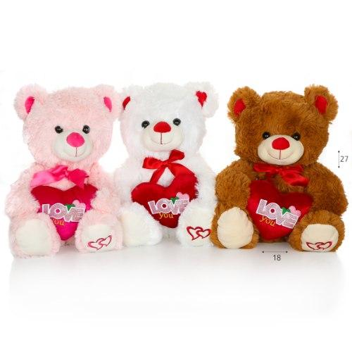 דובי 10 אינץ LOVE