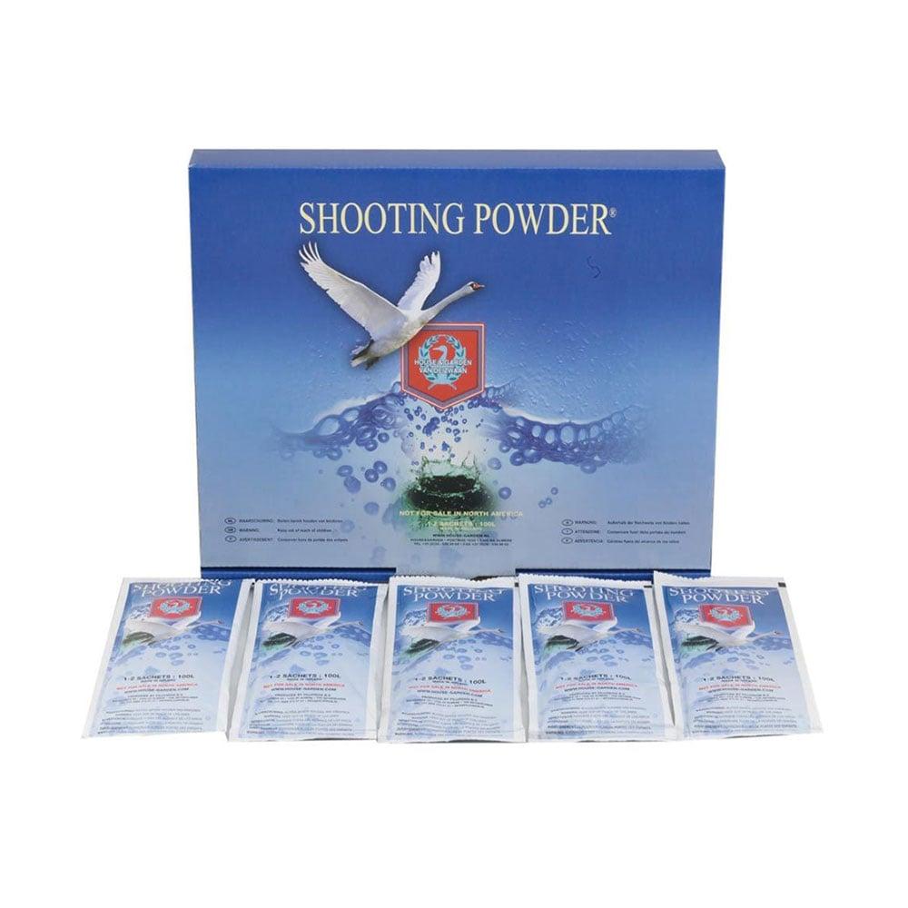 האוס אנד גארדן מאיץ פריחה מרוכז מארז 5 שקיות HNG Shooting Powder